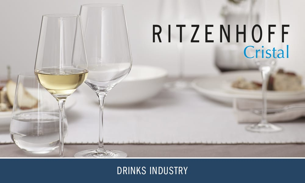 Ritzenhoff Cristal Drinks Industry